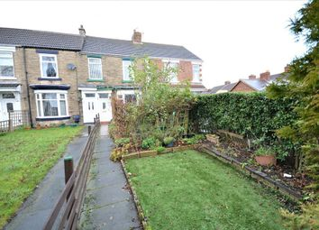 Thumbnail 3 bed terraced house for sale in Elm Road, Shildon