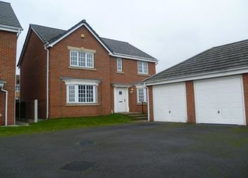 Thumbnail 4 bed detached house to rent in Halesworth Road, Sheffield