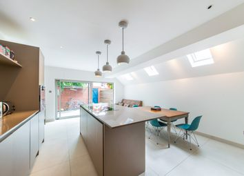 Thumbnail 4 bed terraced house for sale in Thorney Hedge Road, London