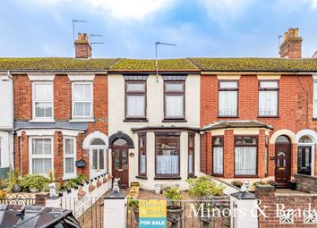 3 bed terraced house for sale in Salisbury Road, Great Yarmouth NR30
