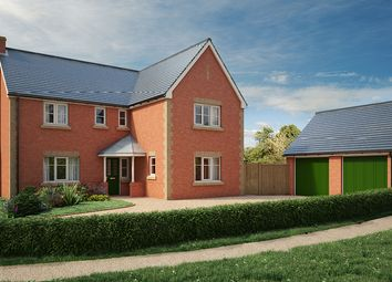 Thumbnail 5 bedroom detached house for sale in The Hedgerows Grove Crescent, Woore
