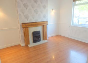 Thumbnail 2 bed end terrace house to rent in Durham Street, Middlestone Moor, Spennymoor