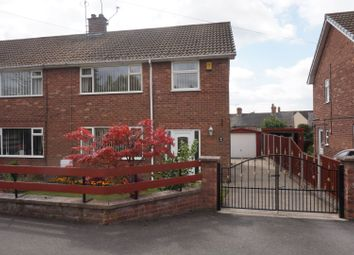 Thumbnail 3 bed semi-detached house for sale in Mill Lane, Worksop