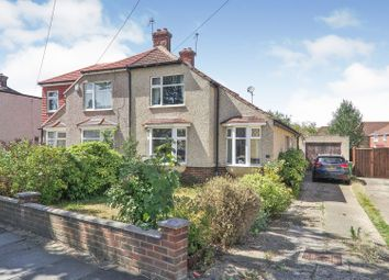 Thumbnail 3 bed semi-detached house for sale in Palmar Crescent, Bexleyheath