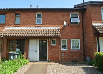 Thumbnail 3 bed terraced house for sale in Crowhurst, Werrington, Peterborough