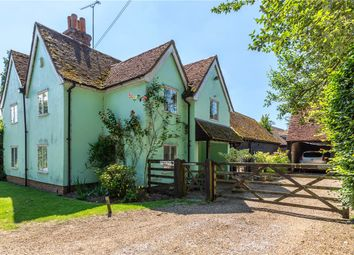Thumbnail 5 bed property for sale in Acorn Street, Hunsdon, Ware, Hertfordshire
