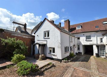 Thumbnail 5 bed terraced house for sale in High Street, Crediton, Devon
