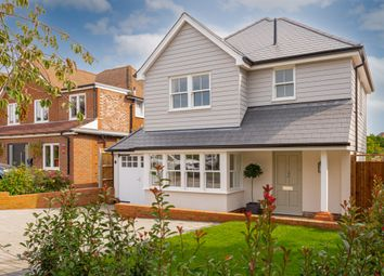 Thumbnail Detached house for sale in Aragon Avenue, East Ewell, Surrey