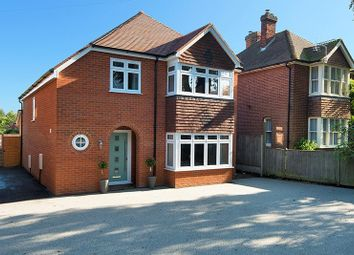 Thumbnail 4 bedroom detached house to rent in The Mount, London Road, Faversham
