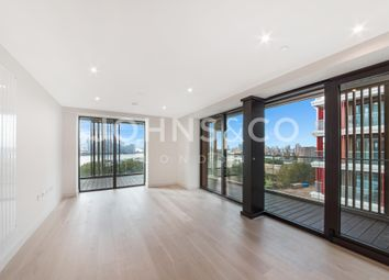 Thumbnail 2 bed flat to rent in Marco Polo Tower, Royal Wharf, London