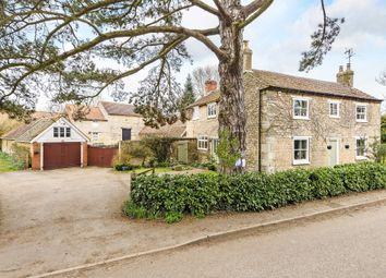 Thumbnail 4 bed detached house for sale in Kirkby Underwood, Bourne
