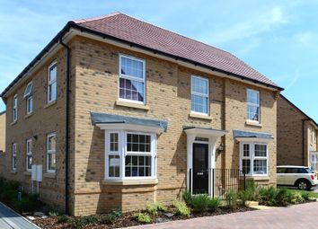 "Thumbnail 4 bed detached house for sale in ""Eden"" at Overstone Road, Sywell, Northampton"
