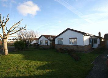 Thumbnail 3 bed detached bungalow for sale in Milton Close, Boverton, Llantwit Major