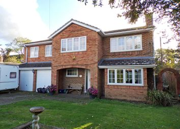 Thumbnail 5 bed detached house for sale in Main Street, Grendon Underwood, Aylesbury