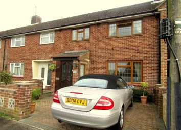 Thumbnail 3 bed terraced house for sale in Stroudwood Road, Havant