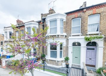 Thumbnail 5 bedroom terraced house for sale in Shenley Road, London