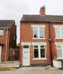 Thumbnail 2 bed semi-detached house for sale in Westbury Road, Nuneaton, 8H