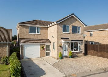 Thumbnail 4 bedroom detached house for sale in Woodlands Avenue, Wigginton, York