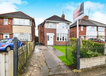 Thumbnail 3 bed detached house for sale in The Twitchell, Sutton-In-Ashfield, Nottinghamshire, Notts