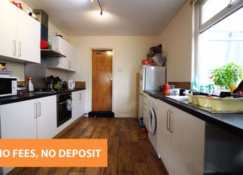Thumbnail 4 bed terraced house to rent in Tewkesbury Street, Cathays, Cardiff.