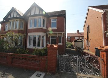 Thumbnail 3 bed terraced house for sale in Primrose Avenue, Blackpool