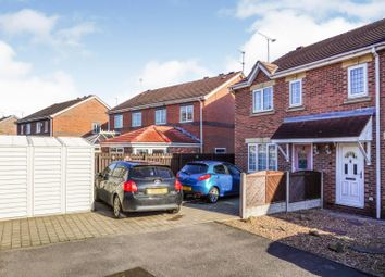 3 bed semi-detached house for sale in Keats Close, Pontefract WF8
