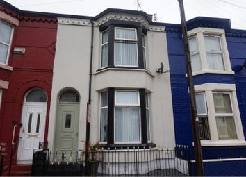 Thumbnail 3 bed terraced house for sale in Hampden Street, Liverpool