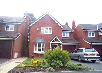 Thumbnail 4 bedroom detached house to rent in Larkhall Rise, Manchester