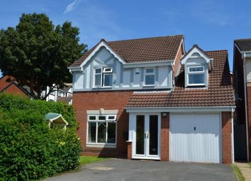 Thumbnail 4 bed detached house for sale in East Street, Lower Gornal