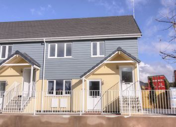 Thumbnail 2 bedroom flat for sale in Fore Street, North Tawton