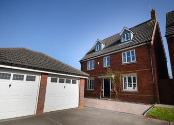 Thumbnail 5 bed detached house for sale in Britannia Close, Winterbourne