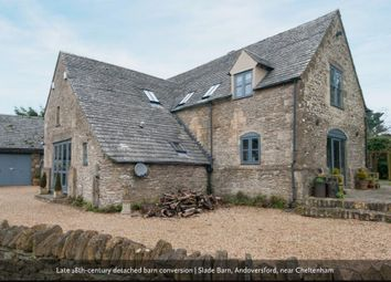 Thumbnail 6 bed detached house to rent in Stow Road, Andoversford, Cheltenham