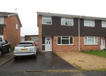 Thumbnail 3 bed semi-detached house for sale in Laurel Drive, Southmoor, Abingdon