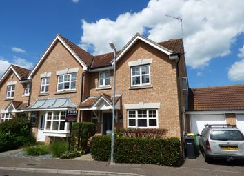 Thumbnail 3 bed end terrace house to rent in Grosvenor Road, Rayleigh, Essex