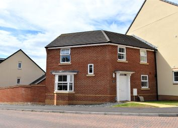 Thumbnail 3 bed semi-detached house to rent in Swallow Way, Cullompton, Devon