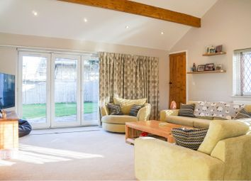 Thumbnail 5 bed detached house for sale in Turnpike Road Blunsdon, Swindon