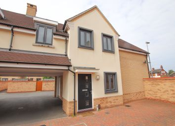 Thumbnail 2 bed flat to rent in Hyderabad Close, Colchester