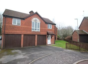 Thumbnail 2 bed flat to rent in Monarch Close, Basingstoke
