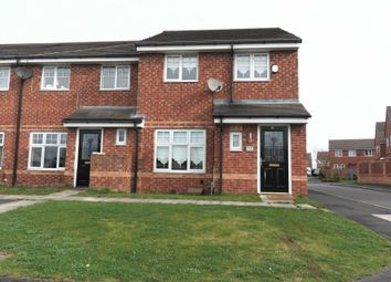 Thumbnail 3 bed town house for sale in Meadowbarn Close, Kirkby, Liverpool