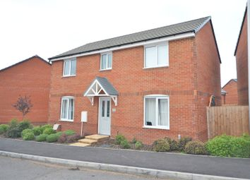 Thumbnail 4 bed detached house for sale in Gale Way, Tiverton, Devon
