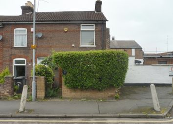 Thumbnail 2 bed end terrace house for sale in Mostyn Road, Leagrave, Luton