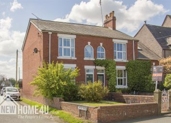 Thumbnail 3 bedroom property for sale in Vownog Road, Sychdyn, Mold