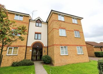 Thumbnail 1 bed flat for sale in Beaufort Close, London