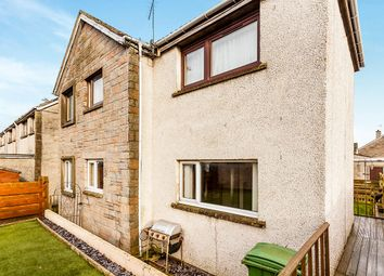 Thumbnail 3 bedroom flat for sale in Hillview Crescent, Ferryden, Montrose