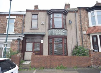 3 bed terraced house for sale in Northcote Street, South Shields NE33