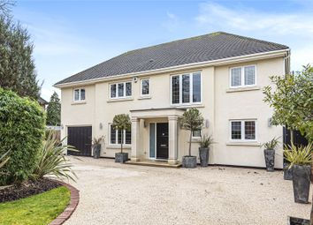 Thumbnail 4 bed detached house for sale in Wood Way, Farnborough Park, Kent