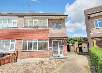 Thumbnail 3 bed semi-detached house for sale in Grove Road, Ware