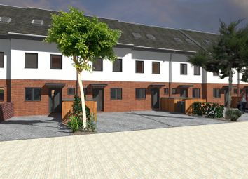Thumbnail 4 bed town house for sale in The Keys, Chalvey High Street, Slough