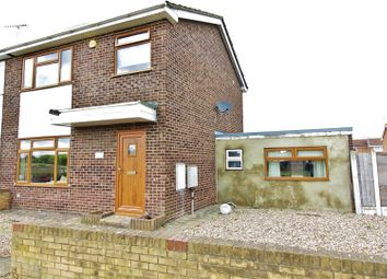 Thumbnail 3 bed end terrace house for sale in Lakeside Path, Canvey Island