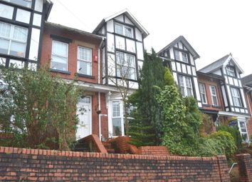Thumbnail 4 bedroom town house for sale in Vivian Road, Sketty, Swansea
